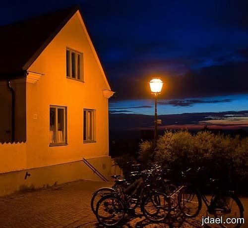 مملكة السويد مناظر طبيعيه واجمل سياحه الطبيعه الخلابه