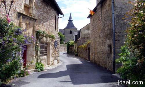 السياحه الريف الفرنسي لمحات القرى الفرنسيه واروع المناظر