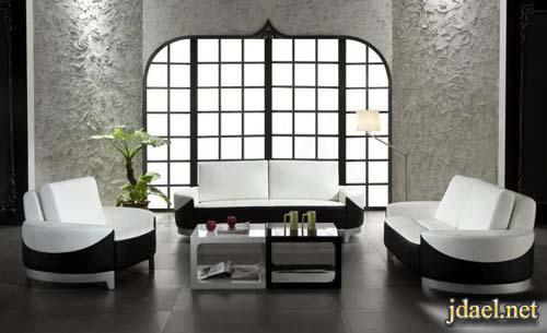 ديكور غرف معيشه وصور انتريهات بتصاميم عصريه راقيه