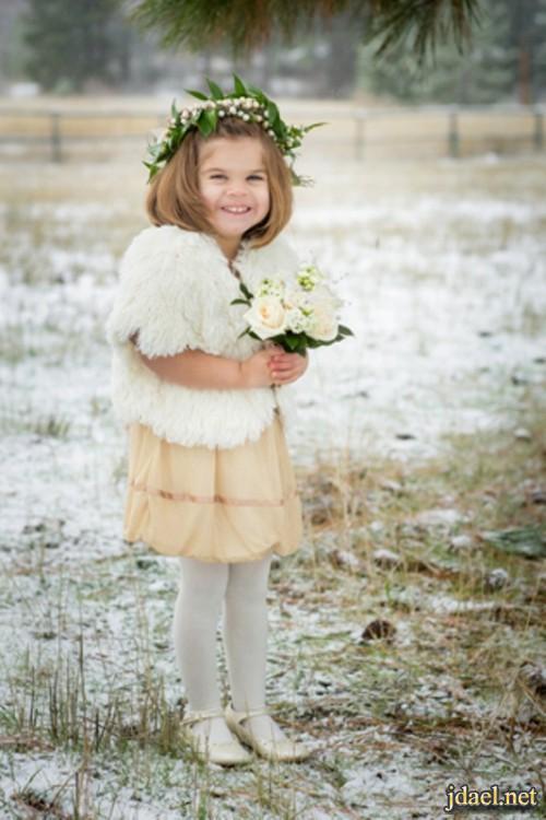 أزياء وملابس بنات شتوية تشكيلة شتاء للبنات