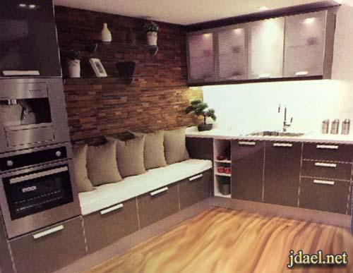 خزائن kafco مطابخ كافكو بتصاميم عصرية للبيوت الخليجية