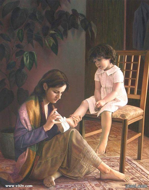 خلفيات للبلاك بيري للامهات رمزيات حنان الام صور اطفال وامهات
