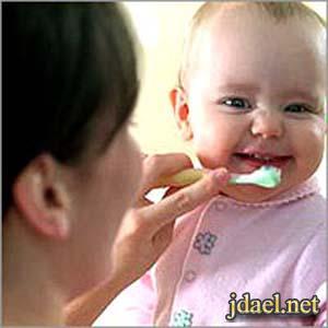 الحفاظ على صحة وحماية اسنان الطفل بنصائح طبيه