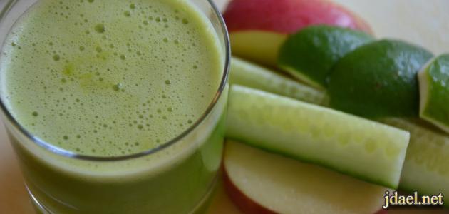 مشروبات تساعد على حرق الدهون والتخلص الوزن الزائد