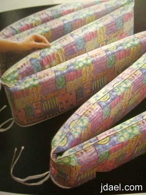 : كيف تصنع سرير اطفال : اطفال