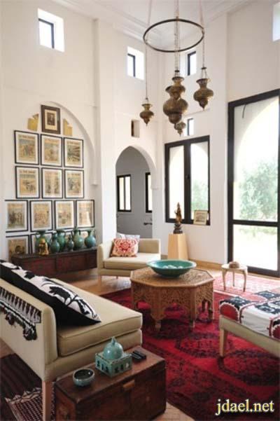 الطراز العثماني وفن العماره الاسلاميه التصميم الداخلي