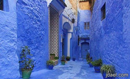 سياحه لعشاق التراث بلاد المغرب جوله سياحيه مدينة شفشاون شمال