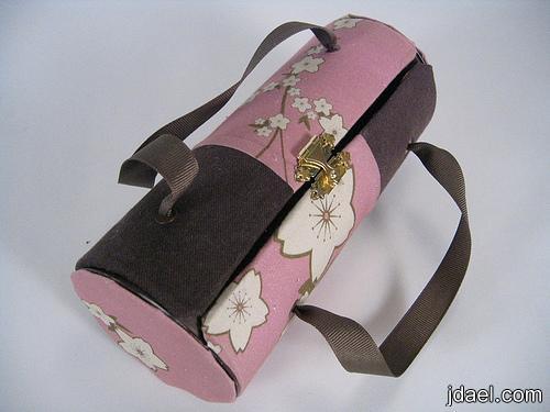 حقيبة يدك صنعك