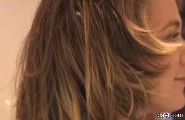 نصائح لتسريع وتكتيف واعادة نمو الشعر غسل تدليك واستشوار