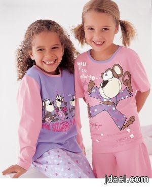 ملابس نوم للبنوته بيجامات للبنات موديلات للبس النوم بنات