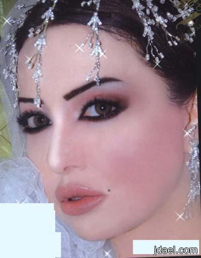 اروع مكياج وتسريحات العروسه ميك اب وتساريح للعرائس
