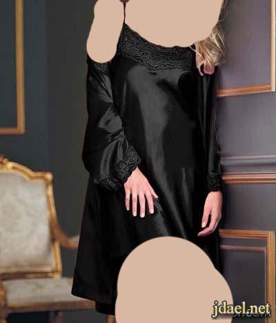 قمصان نوم قصيره 2013 ارواب واطقم حرير وستان ملابس غرف