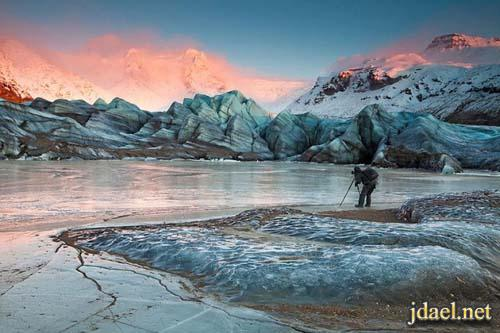 متعة السياحه ايسلندا لعشاق الطبيعيه الخلابه