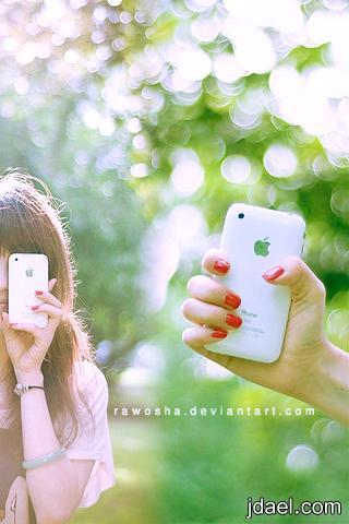 اجمل خلفيات ايفون 2013 خلفيات أي فون بنات وشباب صور عالية الجوده