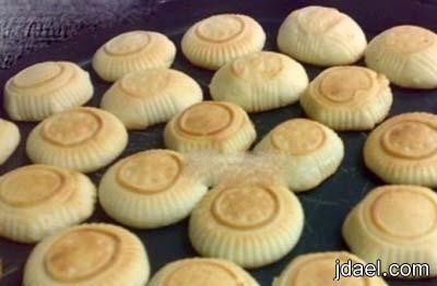 عجينة معمول بالزبده وجبنة كيري لضيافه مميزه القهوه العربي