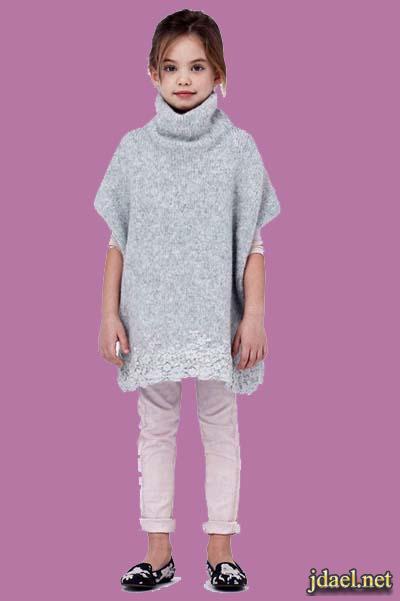 ملابس كيوت للبنات الاطفال لاناقة الشتاء