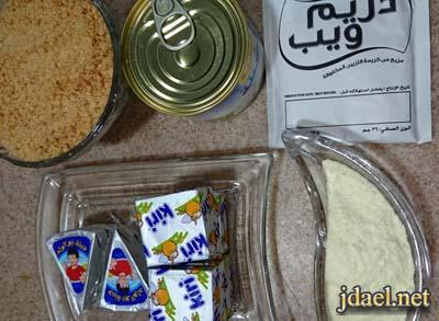 طريقة عمل حلى تشيز كيك بزبدة اللوتس وانواع الجبن والكريمة
