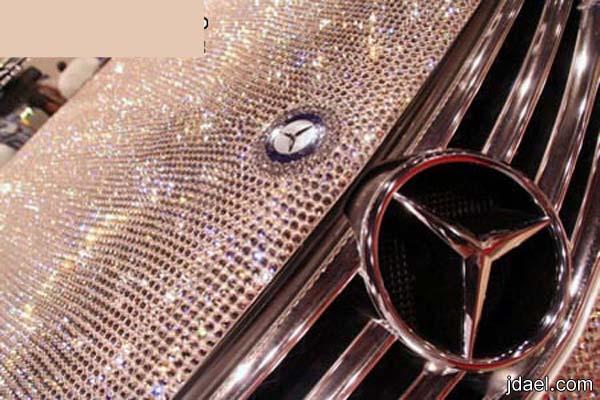 تصميم سيارة المرسيدس sL600 بمواصفات مدهشة