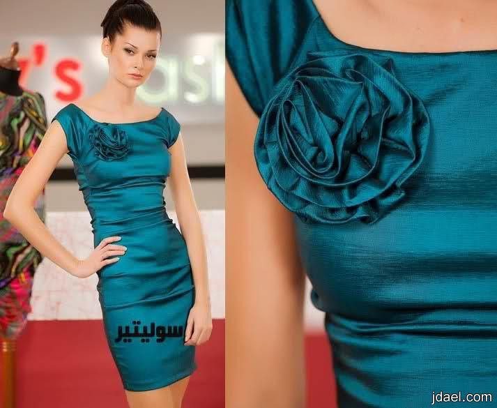 روعة الفساتين القصيره