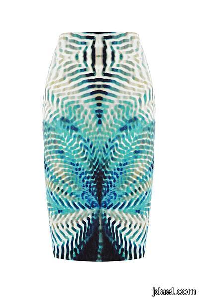 أزياء حورية البحر ملابس بألوان جدابة تنانير روعه