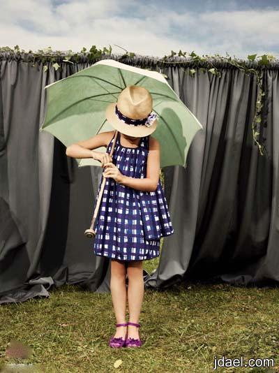 فساتين اطفال موديلات كيوت للبنوتات ملابس بنات 2013