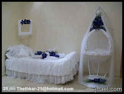 تجهيزات غرفة الولادة والنفاس و تزيين غرف استقبال المواليد والهدايا