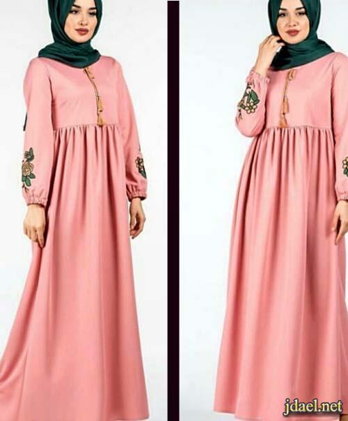 موديلات تركي للحجاب واناقة مميزة رمضان للبنات والسيدات