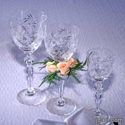 اروع تزيين لكاسات العصير بطبقات الورد الطبيعي والصناعي يدك