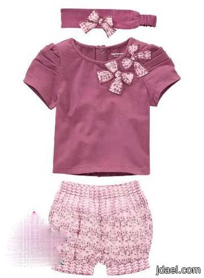 فساتين وملابس داخليه عصريه ازياء اطفال صغيره اناقة البنوتات