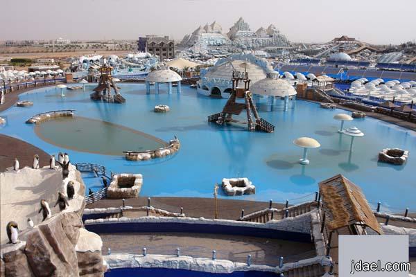 اجمل حديقة مائيه في الخليج سياحه في امارة راس الخيمه