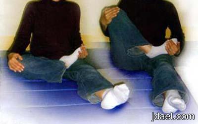 تمارين يوغا مهمه لعلاج خشونة الركبه ومفاصل الجسم للتخلص الالم