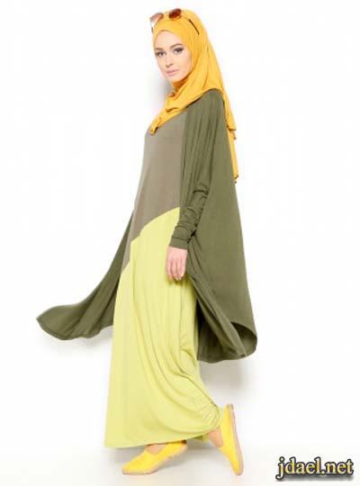 ملابس حجاب عصريه للمحجبات للبنات والحوامل والنساء عامة