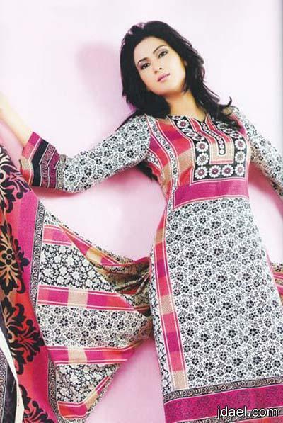 موديلات بنجابي هندي بدل هنديه للمحجبات ازياء الهند روعه