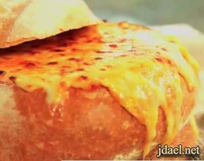 شوربة البصل والجبن المطبخ الفرنسي ايام الشتاء