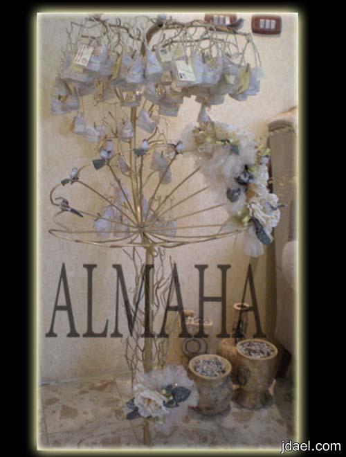 ديكورات وتصاميم لغرف النفاس والولاده بموديل الورد النافر واجمل التقديمات