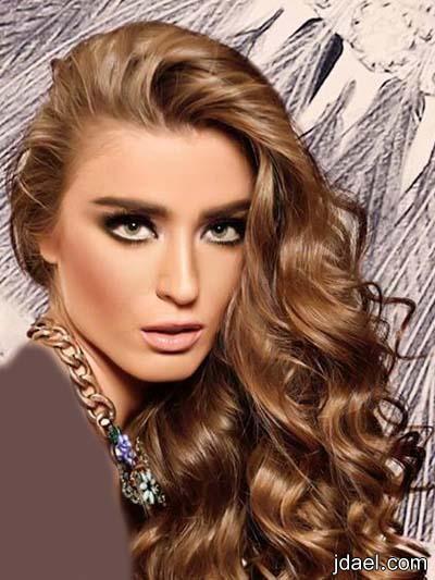 ميكب وتسريحات شعر جديده لسهرات ومناسبات عيد الاضحى