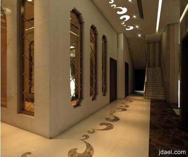 ديكورات وتصاميم قصور سعوديه فخمه واثاث فاخر