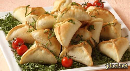 فطاير السبانخ عجينة بيتي لاشهى فطور رمضان بيدك