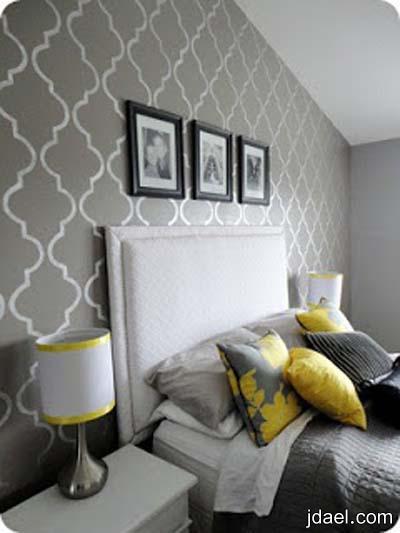 تجديد ديكور غرف واكسسوارات البيت بافكار وطرق غير مكلفه بالصور