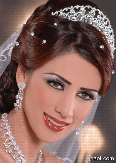 مكياج وفورمات شعر للعروسه الدلوعه ميكب 2013 للعرايس الشيك