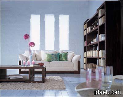 ديكورات راقية وقمة الدوق والشياكة ديكور منازل غرف الجلوس موديلات الكنب