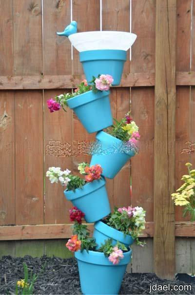 تنسيق ديكور لحديقة البيت بيدك باحلى افكار لزراعة النباتات تجارب
