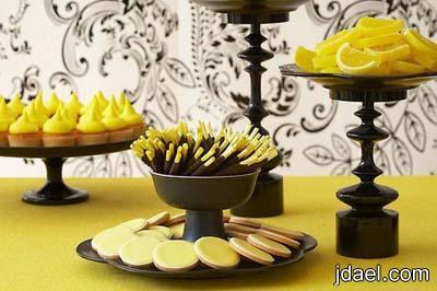 خبرات تزيين وتنسيق الحلويات والكب كيك بيدك بافكار تميز استقبالك