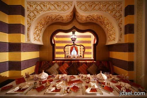صور اول قصر فندقي باسقف الذهب قصر الشرق بجده السعوديه
