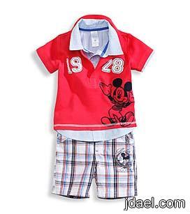 تشكيلات جديدة ازياء اطفال 2012