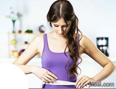 اذابة دهون الخصر بطرق ايجابيه تفيد خسارة الوزن