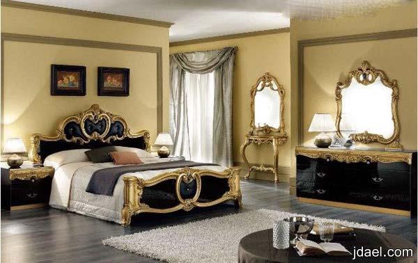 غرفة نوم صناعة مصرية كتالوج الجلادي