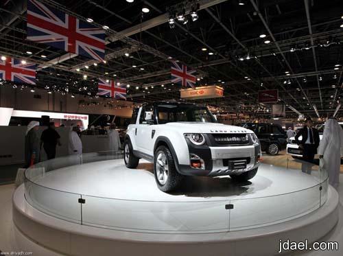 صور سيارات فخمه معرض دبي بدولة الامارات العربيه المتحده