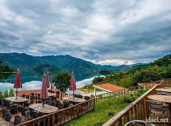 طرابزون شمال تركيا واجمل سياحة بدون ملل والمنطقة خيال