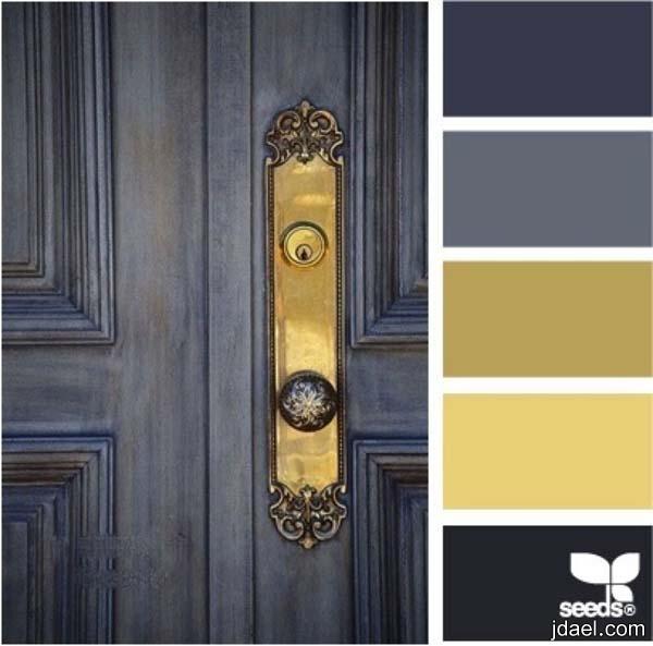 الوان دهان الجدار للمنازل بالوان 2013 بويات متدرجه للحائط الداخلي